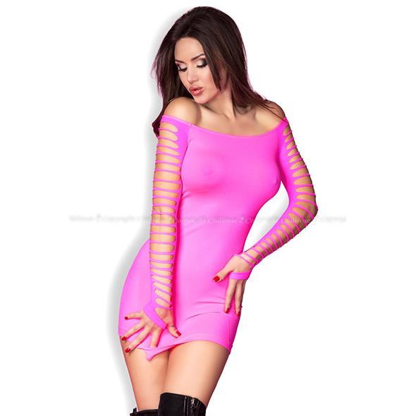 Jurkje CR3608R - Kinky jurkjes - Sexy Bodystockings - Desireshop.nl