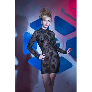 Patrice Catanzaro - Chiba Dress Tattoo - Desireshop.nl - Alkmaar
