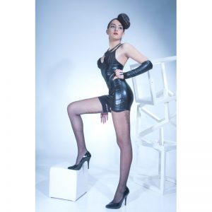 Wetlook rok Bonbon van Patrice Catanzaro
