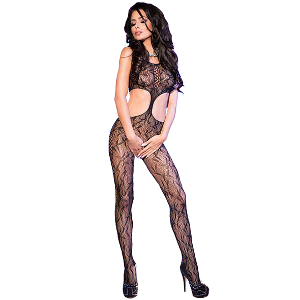 Bodystocking CR4091 - Kinky jurkjes - Bodystockings - Chilirose