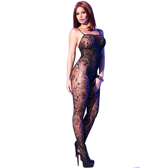 Bodystocking CR4097 - Kinky jurkjes - Bodystockings - Chilirose
