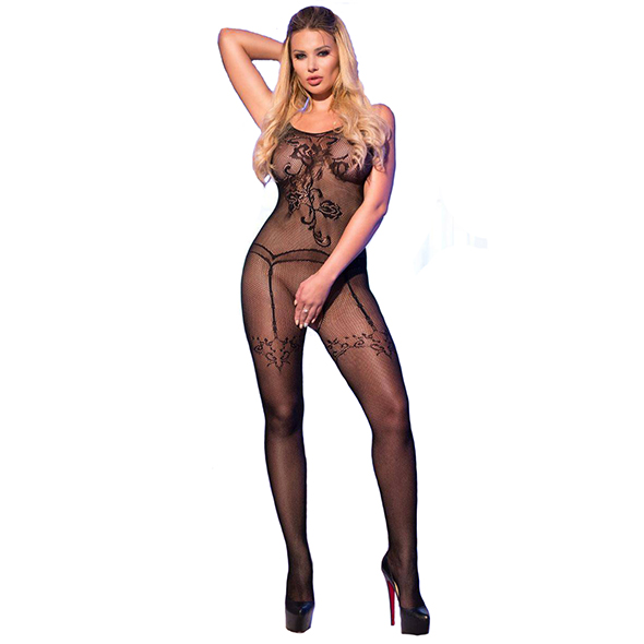 oem bodystocking - CR4106 - Kinky jurkjes - Bodystockings - Chilirose