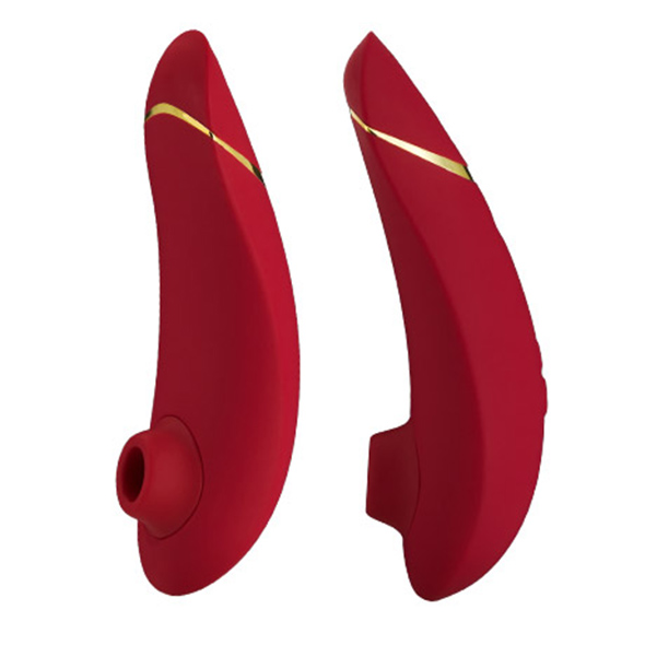 Womanizer Premium Red Gold € 189 - Desireshop.nl - Alkmaar