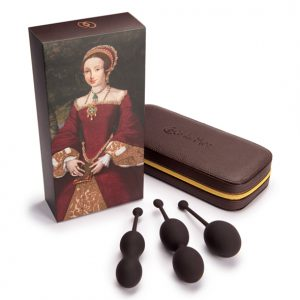 Coco de Mer Catherine Pleasure Balls Set - Desireshop.nl - Alkmaar