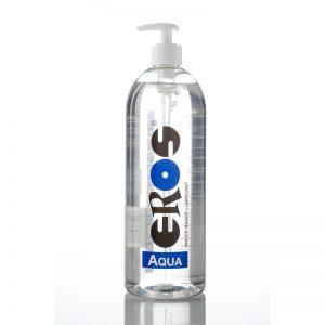 Eros Aqua waterbasis 1000 ml €29.95 - Desireshop.nl - Alkmaar